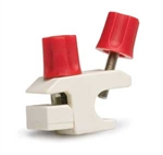 Board Frame Clamp opens up to 8.5 mm, pkg of 4