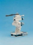 Economy Manual Micromanipulator Left-handed version - includes tilting base