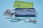Microsurgical pack 11pcs