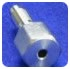 Coned Port Fittings - NUT, SS (BODY ONLY), 10-32, 0.0625 in