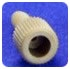 Coned Port Fittings - NUT, 10-32, 0.0625 in