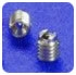 Coned Port Fittings - FLUSHNUT™, SS, 10-32, 0.0625 in