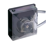 Peristaltic Pump - 380AD, 1 Channel, 2.5 Bar, 0.41 - 3600 mL/min, 3 Rollers, 2.4 mm