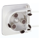 Peristaltic Pump - Pro-380, 1 Channel, 1.5 Bar, 0.45 - 3400 mL/min, 3 Rollers, 2 mm