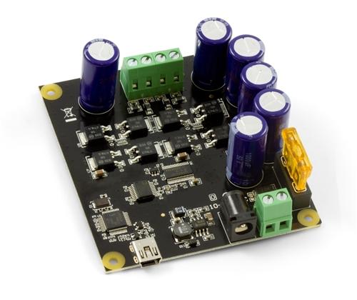 151678: Stepper Motor Controller