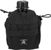CaliberDog K9 MOLLE Canteen Bag with Dog Dish