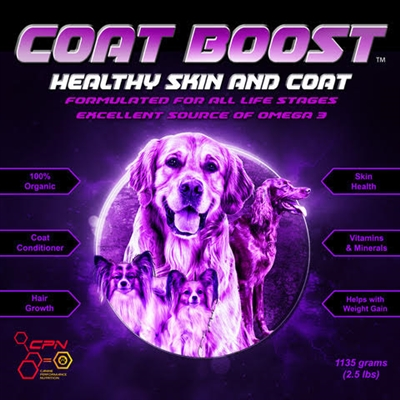 Canine Performance Nutrition Coat Boost Supplement