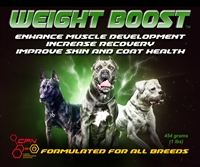 Canine Performance Nutrition Weight Boost
