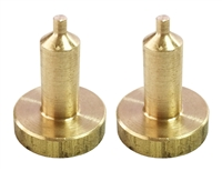 "Brass 3/4"" Contacts for Garmin"