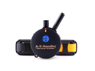 E-Collar 2 Dog K9 Handler 3/4 Mile Remote Dog Trainer