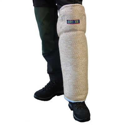 Euro Joe # 2 Leg Sleeve - Extra Light Jute (Velcro)