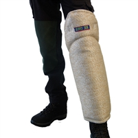 Euro Joe # 3 Leg Sleeve - Light Jute (Velcro)