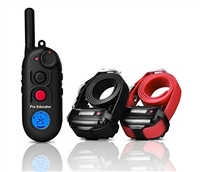 E-Collar Pro Educator 1/2 Mile Advanced Two Dog Training System