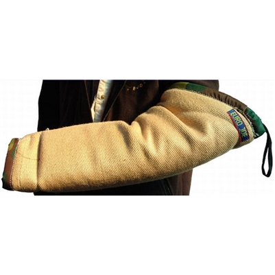 Euro Joe # 2 Arm Bite Sleeve - Light Jute