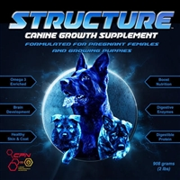 Canine Performance Nutrition Power Structure Supplement