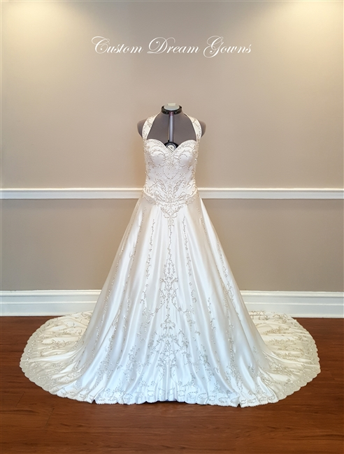 Eve of Milady | Custom Dream Gowns | Wedding Dresses & Bridal Gowns ...