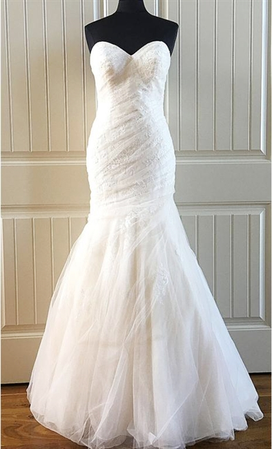 6143 Wedding Dress | Custom Dream Gowns | Wedding Dresses & Bridal ...