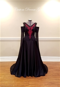 Gothic Medieval Wedding Dress | Fairy Tale Wedding Dresses | Game of Thrones Wedding Dresses | Gothic Wedding Dresses | Lord of the Rings Wedding Dress | Celtic Wedding Dress | Elven Wedding Dresses | Fantasy Sci Fi Wedding Dresses | Black Wedding Dress