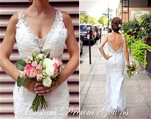 Allure C352 | Custom Wedding Dresses | Custom Dream Gowns