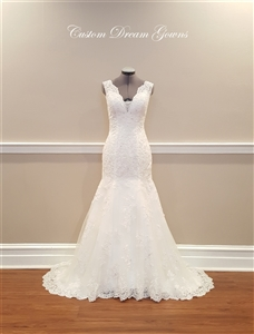 Romance Style 2016 | Custom Wedding Dresses