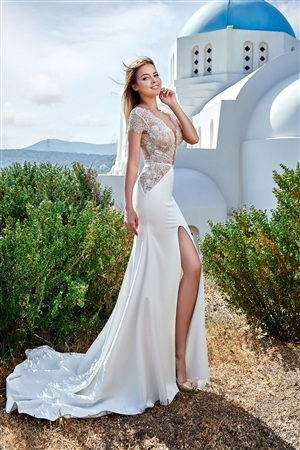 Style 1902 | Custom Dream Gowns | Custom Wedding Dresses | Mermaid Wedding Dresses | Sexy Wedding Dresses | Lace Wedding Dresses | Fit and Flare Wedding Dresses | Beach Wedding Dresses | 2019 Wedding Dresses | Boho Wedding Dresses | Modern Wedding Dresses