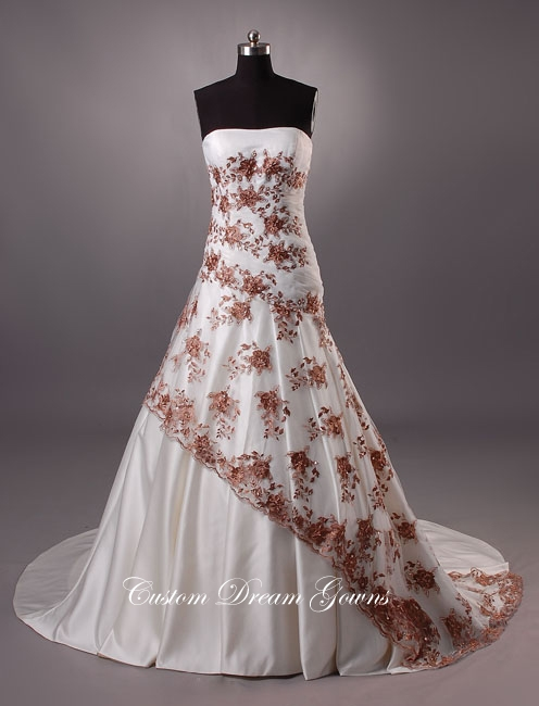 Victorian Wedding Dresses.Lucy