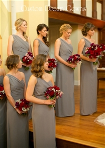 Style 6646 Bridesmaid Dress