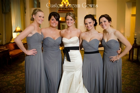 Style 6639 Bridesmaid Dress