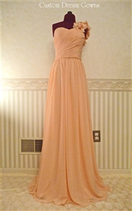 Cangas Bridesmaid Dress
