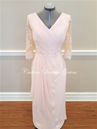 Mother of the Bride Dress by Custom Dream Gowns