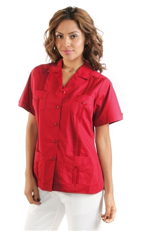Women's Guayabera Shirt