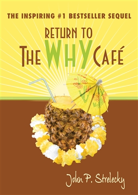 Return to The Why Cafe - Signed Collector Copy