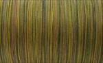 400 Yd Hand Quilting 08V - Variegated Green to Tan