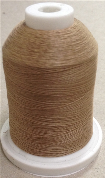 1500 YD Prime Piecing Thread - Light Brown