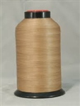 6000 YD Prime Piecing Thread - Light Brown