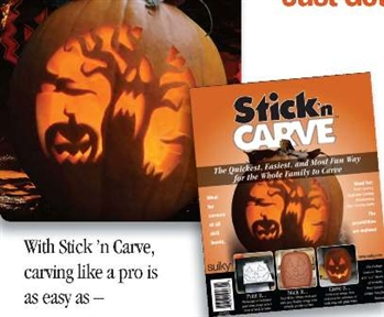 Stick N Carve