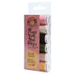 71246 - 12 wt Sulky Petites 6 pack - Plays with wool Favorites