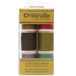 713-29 - 12 wt Sulky Cotton - Cross Roads by Amy Barcikam