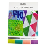 Sulky Cotton Real Thread Chart