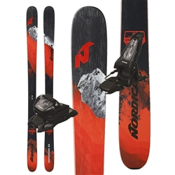 Nordica Enforcer 94 Skis W/ Griffon 13 Bindings 2021