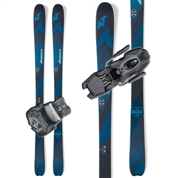 Nordica Navigator 85 Skis W/ Attack 11 Bindings 2021