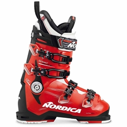 Nordica Speedmachine 130 Ski Boots Red Black - 2019