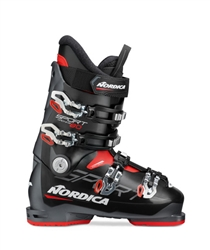 Nordica Sportmachine 80 Ski Boots Black/Red - 2020