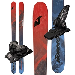 Nordica Enforcer 100 Skis