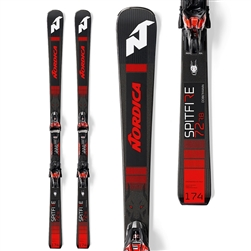 Nordica Dobermann Spitfire 72 With Xcell 12 Binding- 2020