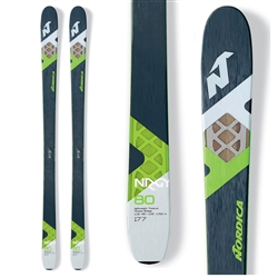 Nordica NRGy 80 Skis - 2017