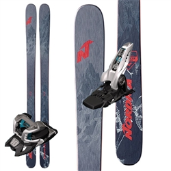 Nordica Enforcer 93 Skis 2017Nordica Enforcer 93 Skis - 2018