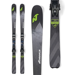Nordica Navigator 80 Skis W/ Marker Squire Bindings - 2018