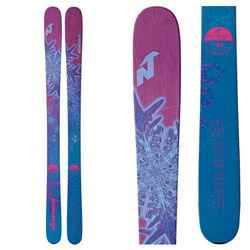 Nordica Santa Ana 93 Skis - 2018