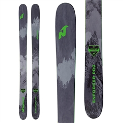 Nordica Enforcer Pro Skis Black/Green - 2019